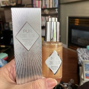 Pur Iconic Glow Illuminating Face/Body Dry Oil